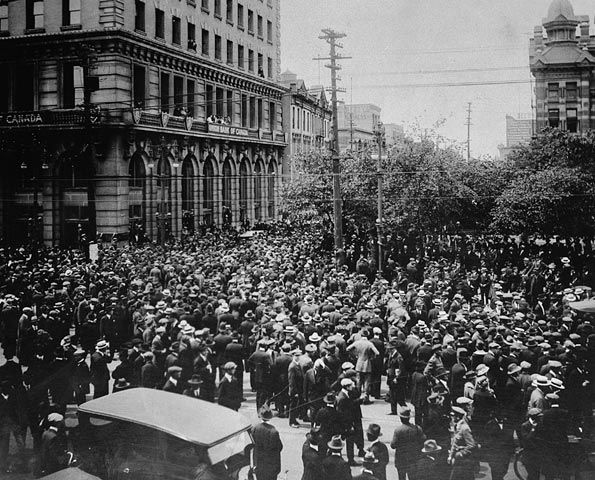 The 1919 Winnipeg General Strike – Canadian Dimension