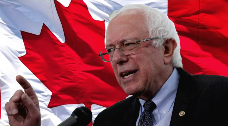 what bernie sanders can teach the canadian left canadian dimension