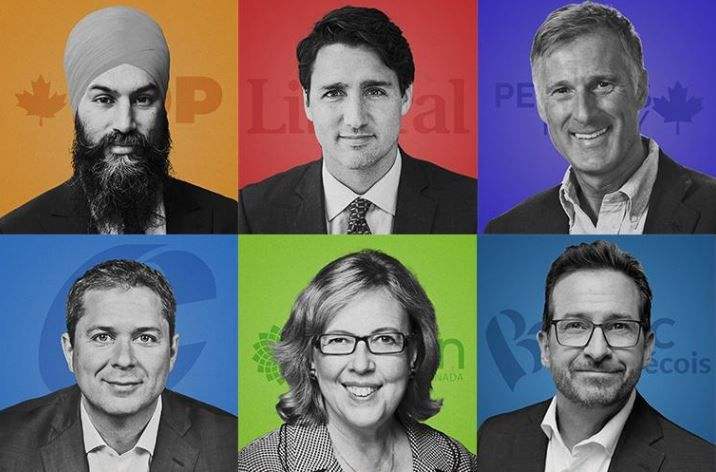 Election 2019 Its A Horse Race Canadian Dimension