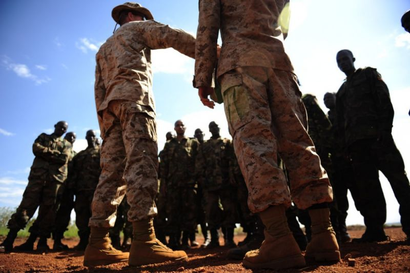 The U S  military is conducting secret missions all over Africa