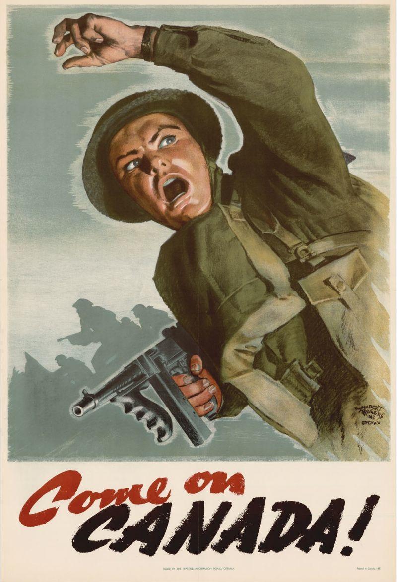 canada ww1 conscription